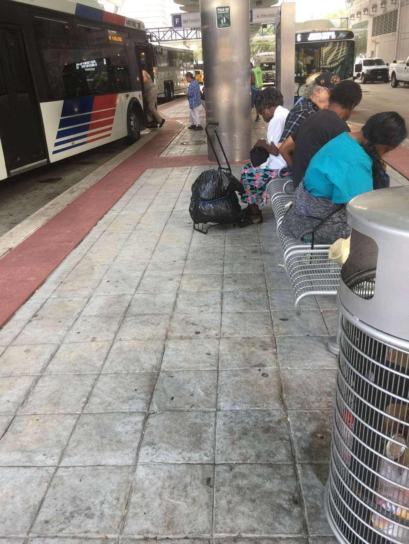 Fannin South Transit Center - bus station  | Photo 3 of 3 | Address: Houston, TX 77054, USA