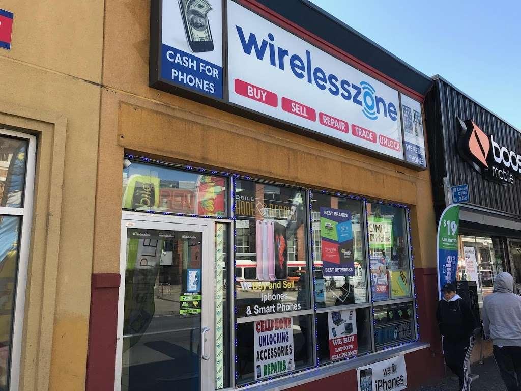 Wireless Zone - store  | Photo 1 of 10 | Address: 5251 Frankford Ave, Philadelphia, PA 19124, USA | Phone: (267) 388-7371
