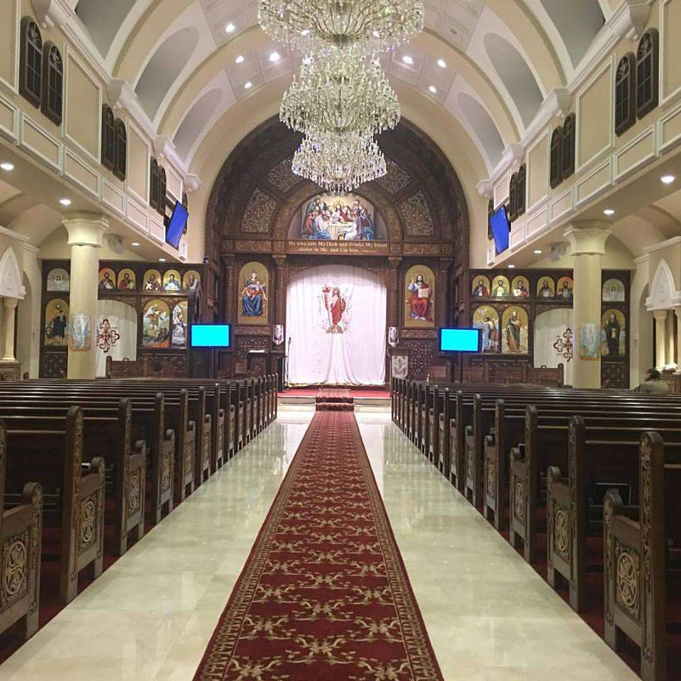 St Mary Coptic Orthodox Church - church  | Photo 1 of 10 | Address: 15450 Lyons Rd, Delray Beach, FL 33484, USA | Phone: (561) 870-5004
