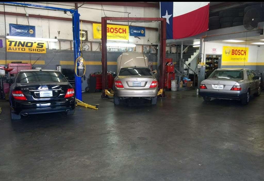 Tinos auto shop - car repair  | Photo 2 of 2 | Address: 18927 Kuykendahl Rd, Spring, TX 77379, USA | Phone: (281) 376-8880