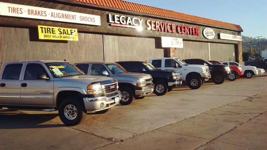 Legacy Auto Care - car repair    Photo 4 of 9   Address: 661 El Cajon Blvd, El Cajon, CA 92020, USA   Phone: (619) 444-2175