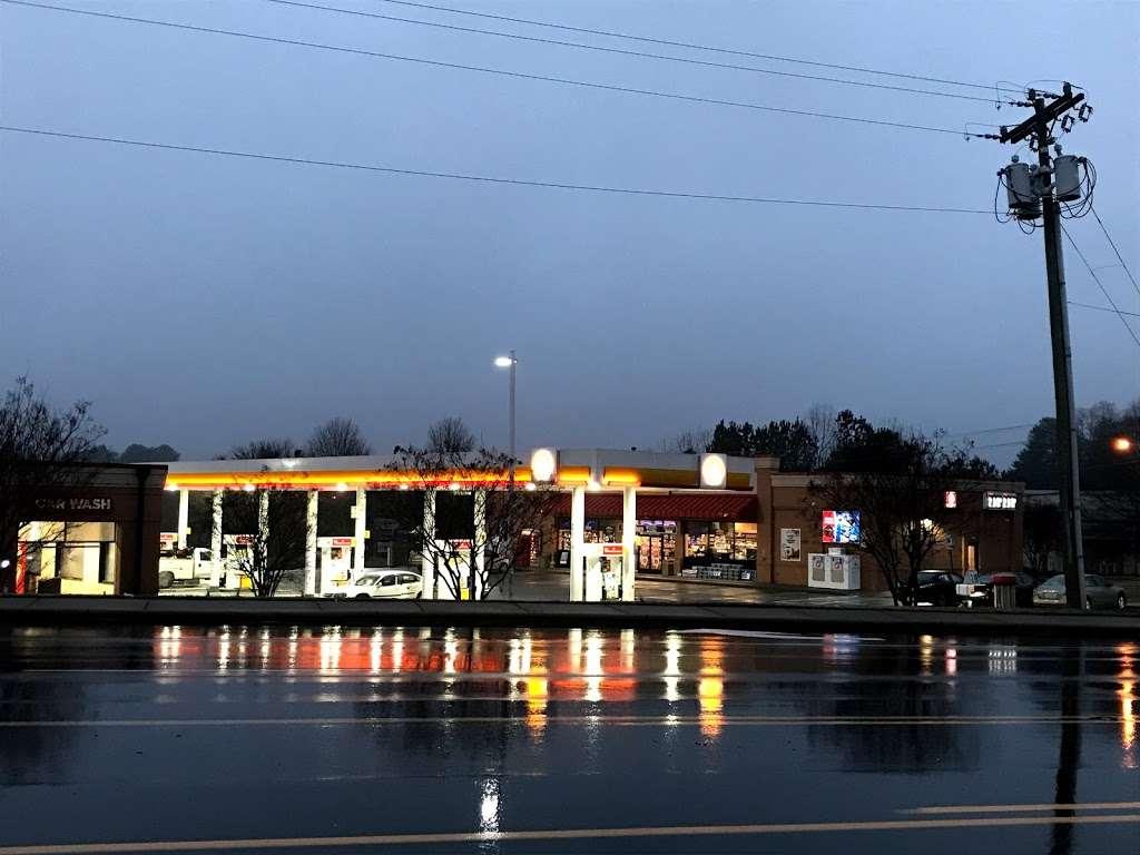 Shell - gas station  | Photo 1 of 2 | Address: 2509 S New Hope Rd, Gastonia, NC 28056, USA | Phone: (704) 866-2221