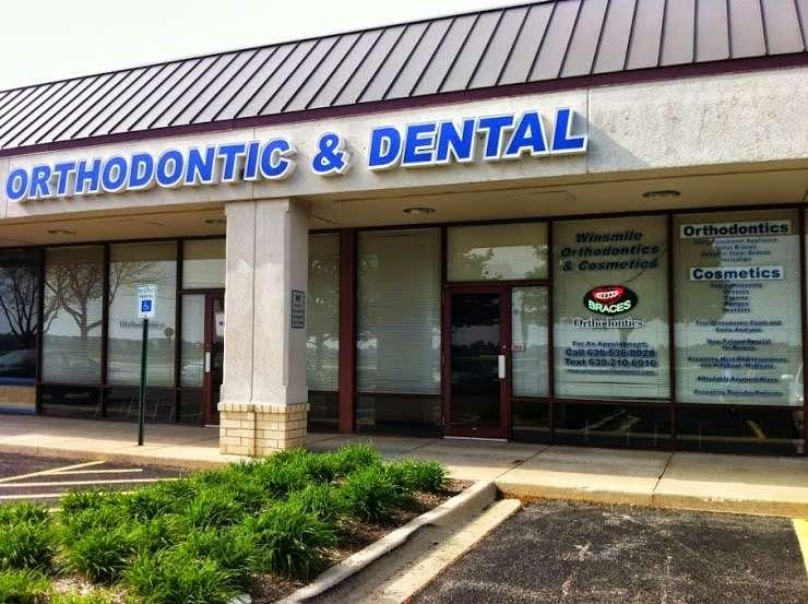 WINSMILE ORTHODONTICS - NAPERVILLE - FREE CONSULTATION - dentist  | Photo 2 of 3 | Address: 9S275 IL-59, Naperville, IL 60564, USA | Phone: (708) 800-6038