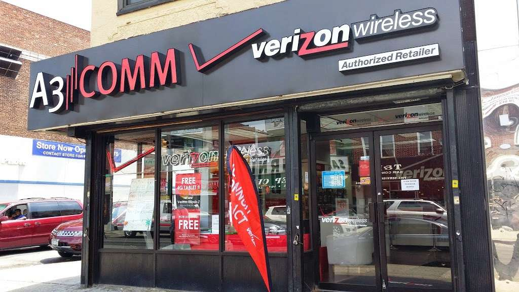 Verizon Wireless - electronics store  | Photo 3 of 10 | Address: 121-20 Liberty Ave, South Richmond Hill, NY 11419, USA | Phone: (718) 845-1500