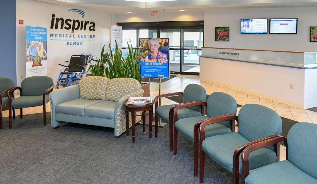 Inspira Medical Center Elmer - hospital  | Photo 2 of 10 | Address: 501 Front St, Elmer, NJ 08318, USA | Phone: (856) 363-1000