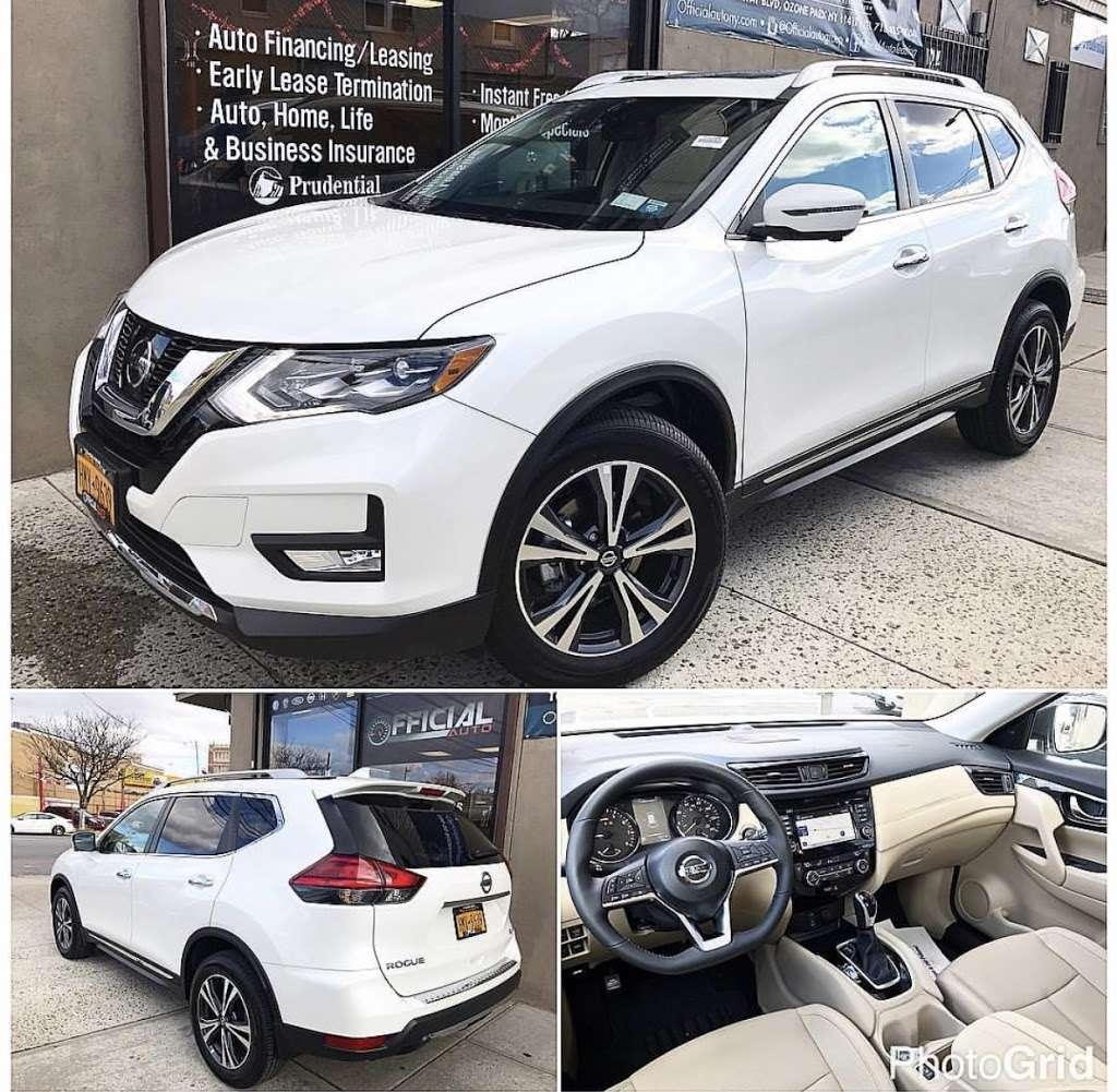 Official Auto Group - car dealer  | Photo 7 of 10 | Address: 106-02 Rockaway Blvd, Ozone Park, NY 11417, USA | Phone: (718) 835-0050