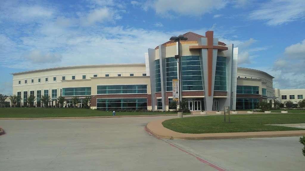 The Church Without Walls - Eldridge - church  | Photo 6 of 10 | Address: 7500 Eldridge Pkwy, Houston, TX 77083, USA | Phone: (281) 649-6800