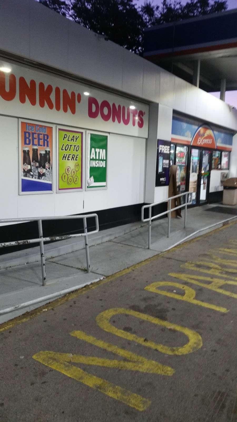 Dunkin Donuts - cafe    Photo 8 of 10   Address: Gulf Gas Station, 1939 Linden Blvd, Brooklyn, NY 11207, USA   Phone: (718) 272-5801
