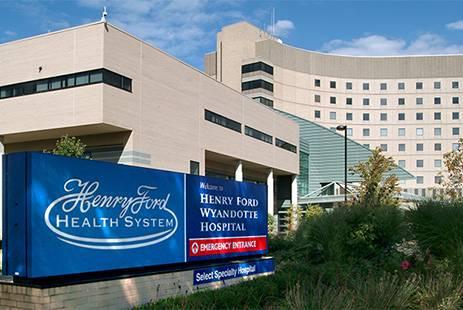 Henry Ford Wyandotte Hospital - hospital  | Photo 1 of 10 | Address: 2333 Biddle Ave, Wyandotte, MI 48192, USA | Phone: (734) 246-6000