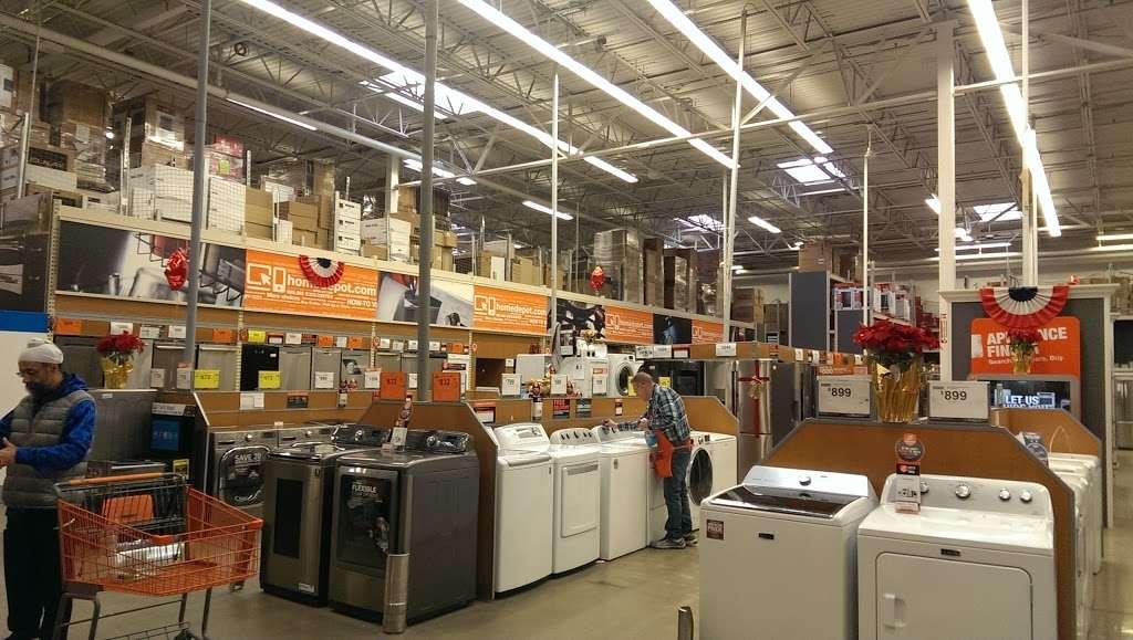 The Home Depot - furniture store  | Photo 5 of 10 | Address: 12275 Price Club Plaza, Fairfax, VA 22030, USA | Phone: (703) 266-9800
