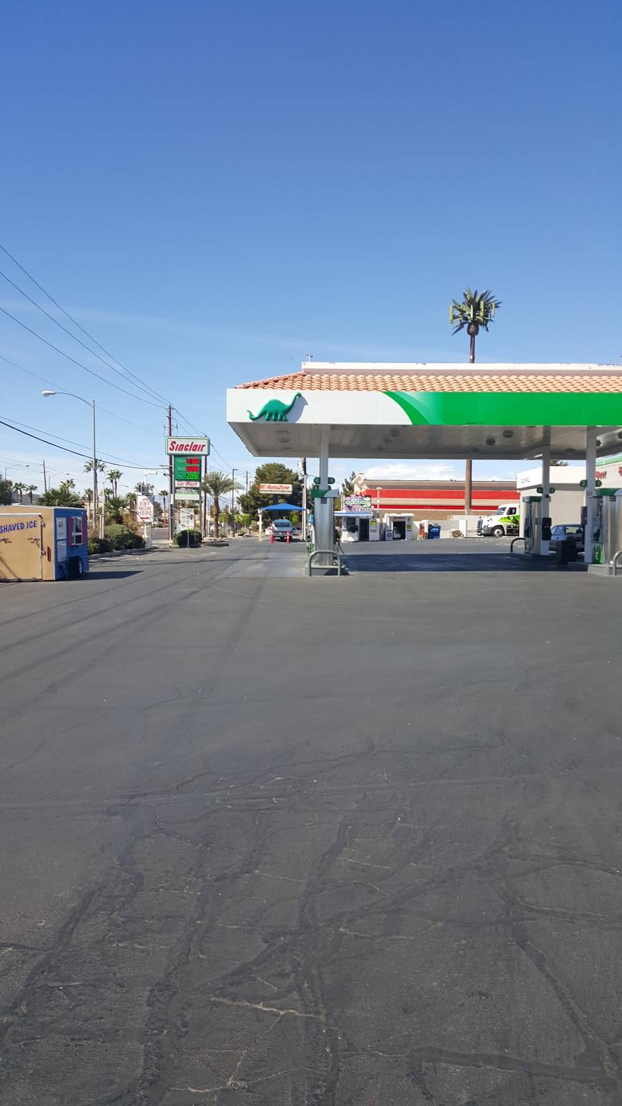 Nates Smog N Go Gas & Diesel - gas station  | Photo 5 of 9 | Address: 5782 E Charleston Blvd, Las Vegas, NV 89142, USA | Phone: (702) 438-4555