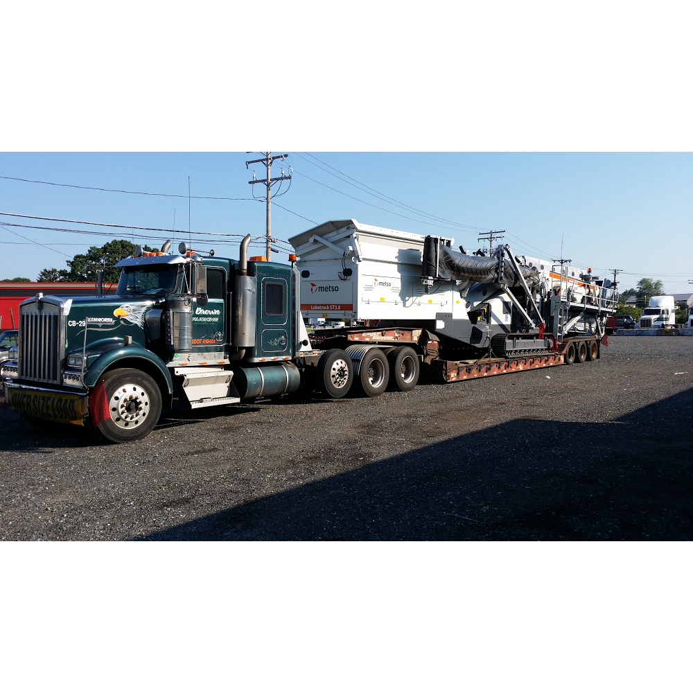 C Brown Excavating Inc - moving company  | Photo 2 of 3 | Address: 635 Old Philadelphia Rd # A, Aberdeen, MD 21001, USA | Phone: (410) 272-8800