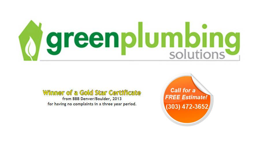 Green Plumbing Solutions - plumber  | Photo 1 of 3 | Address: 2801 S Holly Pl, Denver, CO 80222, USA | Phone: (303) 472-3652