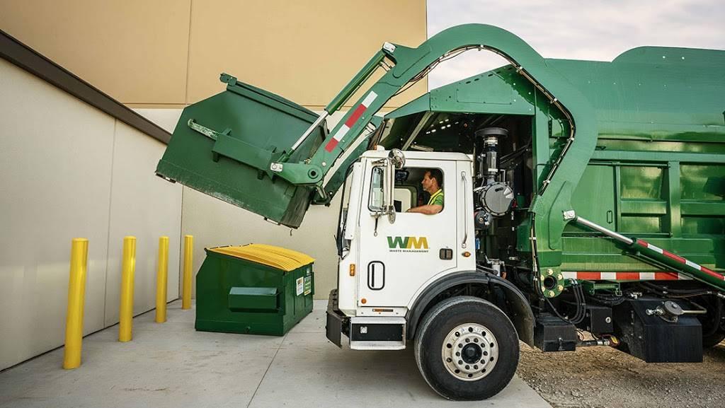 Waste Management - Rincon Recycling & Transfer Station - store  | Photo 10 of 10 | Address: 5890 S Mann Ave, Tucson, AZ 85706, USA | Phone: (520) 744-2600
