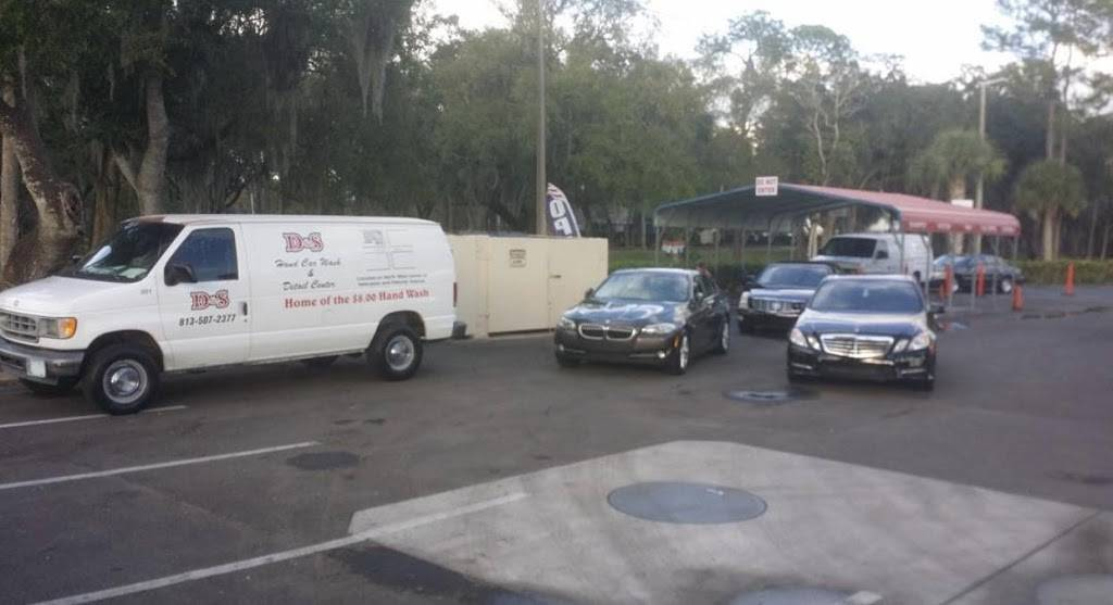 D and S Hand Carwash and Detail Center #2 - car wash  | Photo 1 of 10 | Address: 19707 Bruce B Downs Blvd, Tampa, FL 33647, USA | Phone: (813) 507-2377