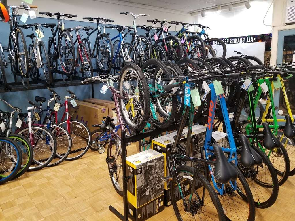 Wyckoff Cycle llc - bicycle store  | Photo 3 of 10 | Address: 396 Franklin Ave, Wyckoff, NJ 07481, USA | Phone: (201) 891-5500