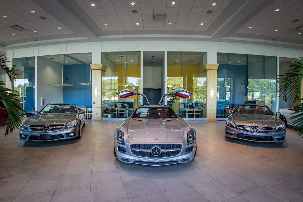 Mercedes-Benz of West Chester - Car repair | 1260 ...