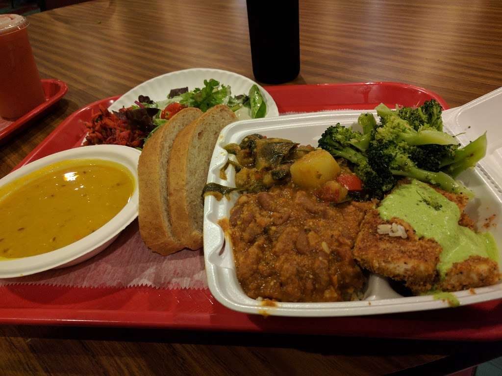 Govindas Vegetarian Lunch - restaurant  | Photo 9 of 10 | Address: 305 Schermerhorn St, Brooklyn, NY 11217, USA | Phone: (347) 249-4064