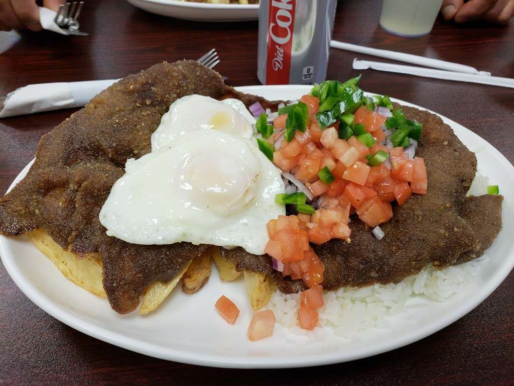 La Cochabambinita Restaurant - restaurant  | Photo 6 of 10 | Address: 6653 Little River Turnpike, Annandale, VA 22003, USA | Phone: (703) 642-2200