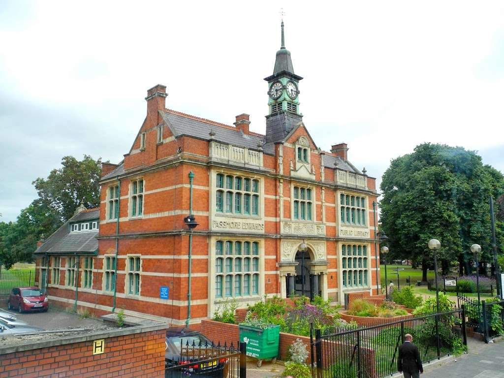 Passmore Edwards Public Library - library  | Photo 1 of 10 | Address: 207 Plashet Grove, London E6 1BT, UK