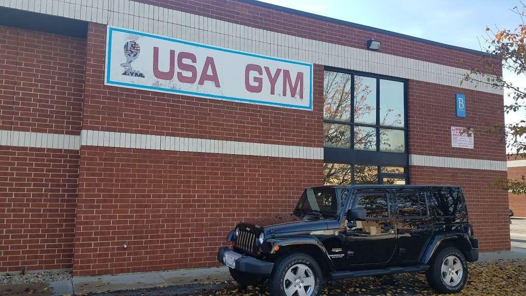 USA Gym INC - gym  | Photo 5 of 10 | Address: 7621 W 100th Pl, Bridgeview, IL 60455, USA | Phone: (708) 598-3846