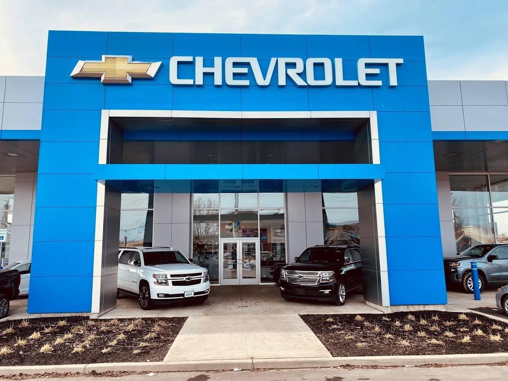 West Herr Chevrolet Of Williamsville 8040 Transit Rd Williamsville Ny 14221 Usa