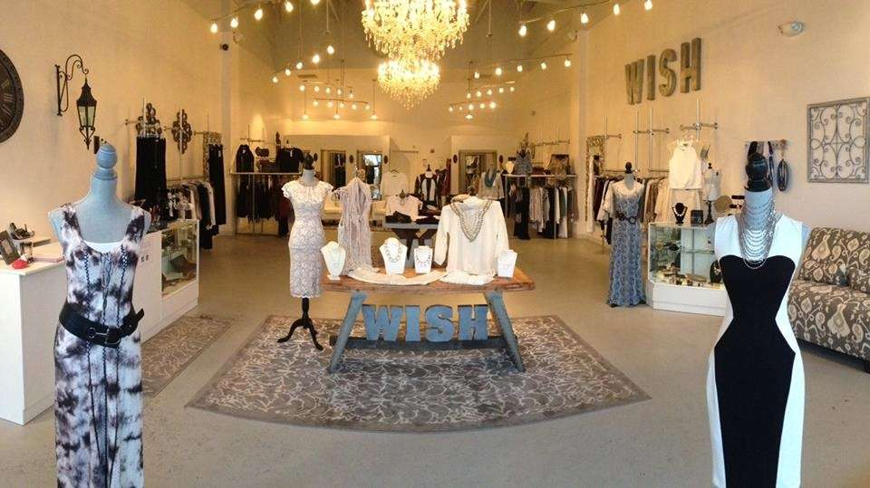 Wish - clothing store  | Photo 1 of 1 | Address: 80 Ocean Ave, Long Branch, NJ 07740, USA | Phone: (732) 222-3147