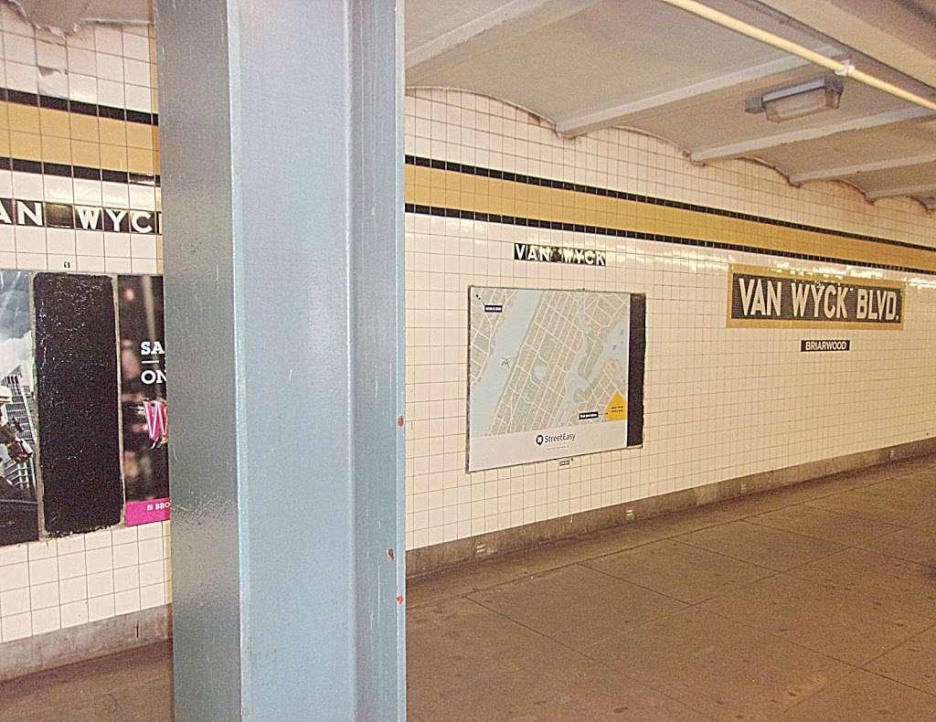 Briarwood - Van Wyck Blvd - subway station    Photo 3 of 10   Address: &, Queens Blvd & Main St, Briarwood, NY 11435, USA