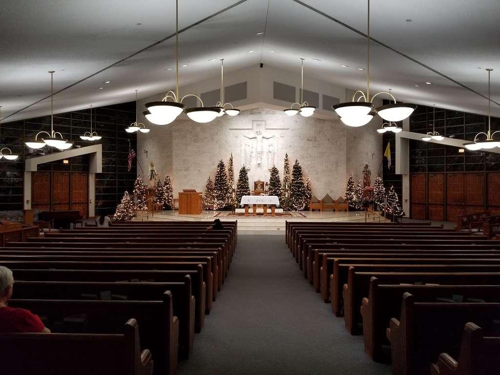 Our Lady of Lourdes Church - church  | Photo 9 of 10 | Address: 22094 Lyons Rd, Boca Raton, FL 33428, USA | Phone: (561) 483-2440