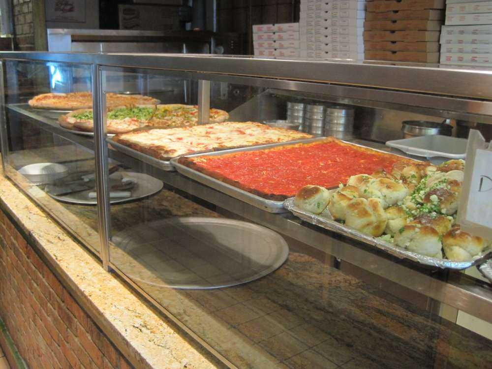 Sergios Pizza - restaurant  | Photo 1 of 10 | Address: 4803 Ditmars Blvd, Astoria, NY 11103, USA | Phone: (718) 274-8595