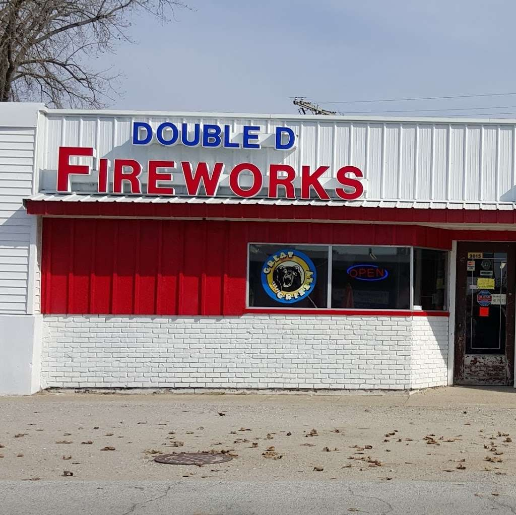 Double D Fireworks/Bass Lake Bait and Tackle, 5067 E ...