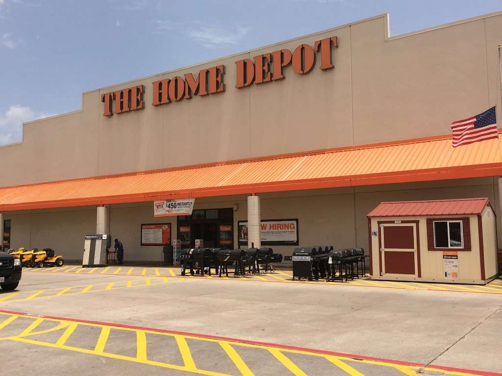 The Home Depot - furniture store  | Photo 2 of 10 | Address: 20360 US-59, Humble, TX 77338, USA | Phone: (281) 540-2400