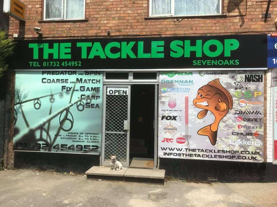 The Tackle Shop Sevenoaks - store  | Photo 2 of 10 | Address: 44 Seal Rd, Sevenoaks TN14 5AR, UK | Phone: 01732 454952