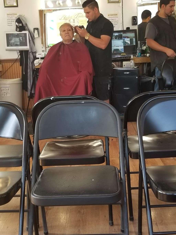 Blades & Fades Barber shop - hair care  | Photo 1 of 1 | Address: 100 S Williams St, Thornton, IL 60476, USA | Phone: (708) 510-1959