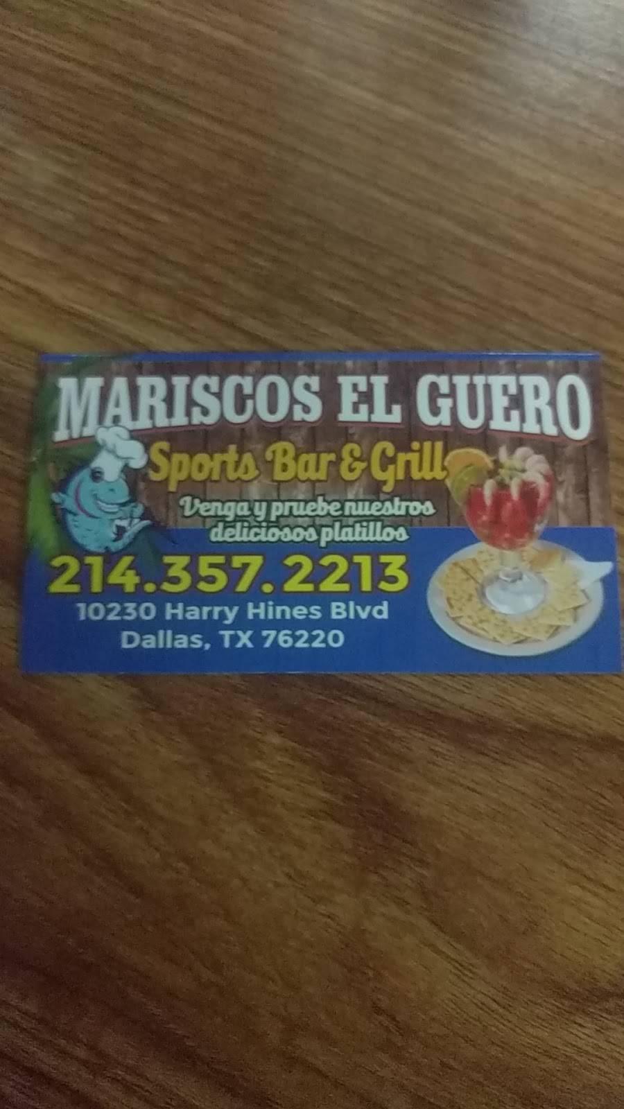 El Guero seafood mariscos comida mexicana - restaurant  | Photo 9 of 9 | Address: 10230 Harry Hines Blvd, Dallas, TX 75220, USA | Phone: (214) 357-2213
