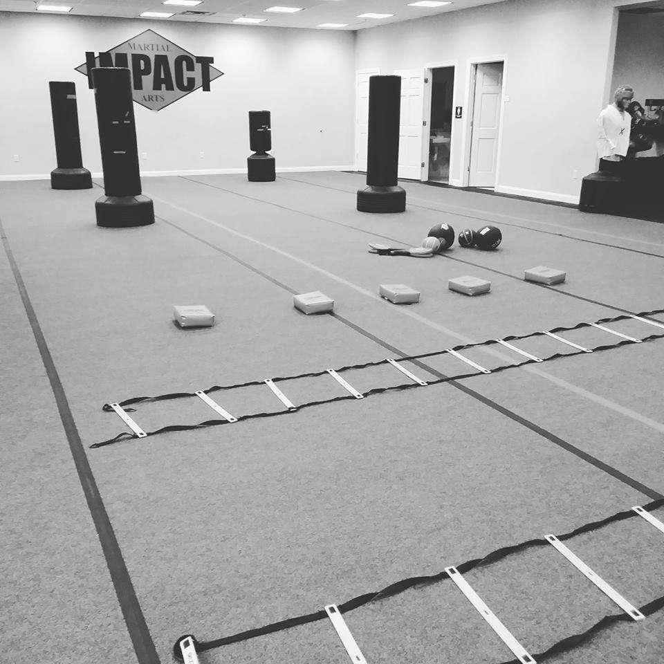 Impact Fitness - gym  | Photo 3 of 10 | Address: 60A, Mountain Blvd, Warren, NJ 07059, USA | Phone: (908) 379-8075