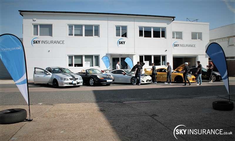 Sky Insurance - insurance agency    Photo 2 of 10   Address: Sky House, 28 Station Cl, Potters Bar EN6 1TL, UK   Phone: 0330 333 1251