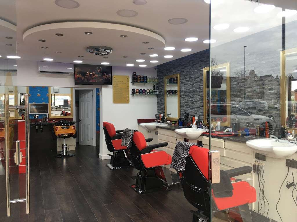 The Parade Barber - hair care  | Photo 1 of 6 | Address: 1 Oldfields Rd, Sutton SM1 2NA, UK | Phone: 020 8641 1811