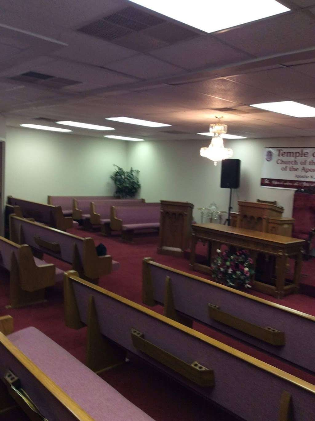 Temple of Refuge Church of the Living God of the Apostolic Faith - church    Photo 3 of 10   Address: 7504 E Independence Blvd #111, Charlotte, NC 28227, USA   Phone: (980) 299-3784