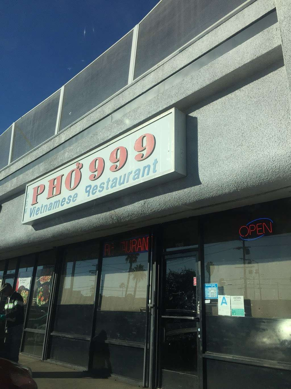 New Pho 999 - restaurant  | Photo 3 of 10 | Address: 12905 Sherman Way, North Hollywood, CA 91605, USA | Phone: (818) 982-9370