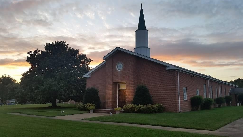 North Run Baptist Church - church  | Photo 1 of 4 | Address: 2100 Lydell Dr, Richmond, VA 23228, USA | Phone: (804) 266-3076