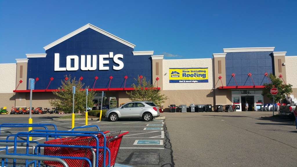 Lowes Home Improvement - hardware store  | Photo 9 of 10 | Address: 40 Fortune Blvd, Milford, MA 01757, USA | Phone: (508) 282-4016