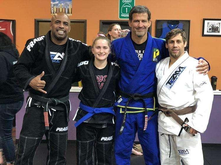 Fabio Prado Brazilian Jiu-Jitsu Academy - health  | Photo 7 of 9 | Address: 2600 Plaza Ct, Dixon, CA 95620, USA | Phone: (707) 564-9711