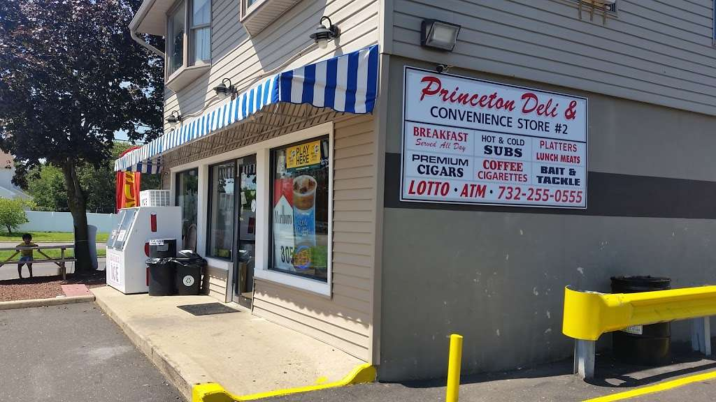 Princeton Deli 2 - convenience store  | Photo 1 of 5 | Address: 24 Green Island Rd, Toms River, NJ 08753, USA | Phone: (732) 255-0555