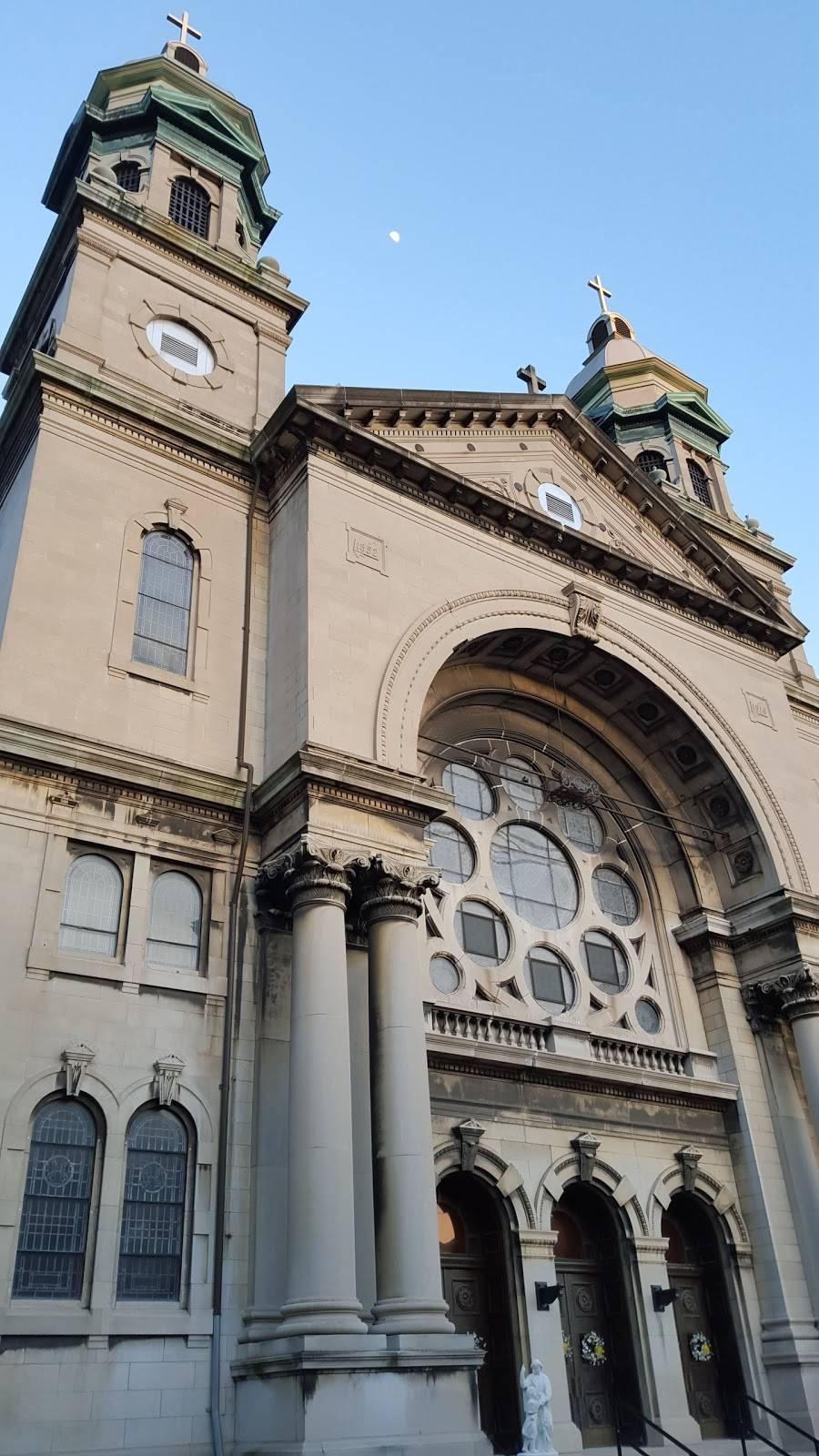 St Mary Church - church  | Photo 2 of 6 | Address: 210 Garnier St, Pittsburgh, PA 15215, USA | Phone: (412) 784-8700