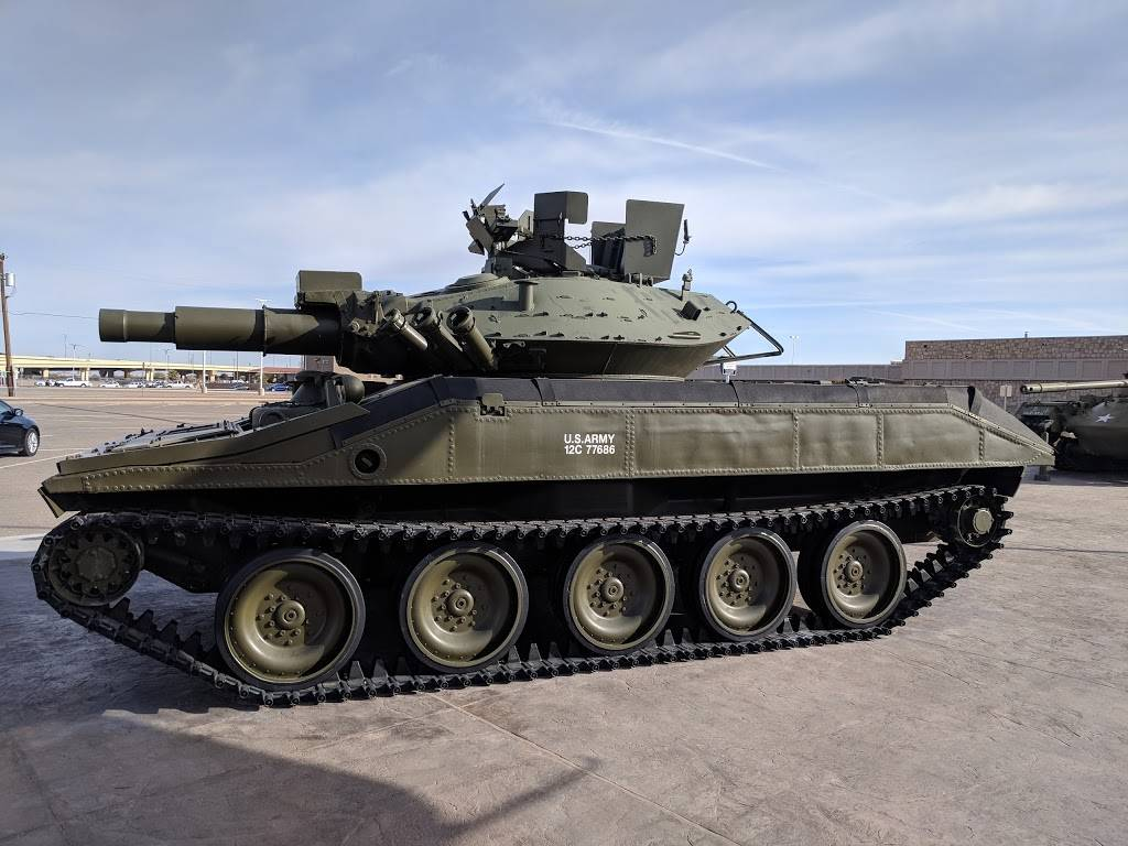 Fort Bliss Museum - museum    Photo 1 of 15   Address: 1735, Marshall Rd, Fort Bliss, TX 79906, USA   Phone: (915) 568-5412