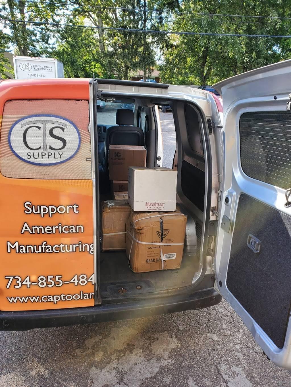 Capital Tool & Safety Supply LLC - clothing store    Photo 1 of 1   Address: 31171 Stephenson Hwy, Madison Heights, MI 48071, USA   Phone: (734) 855-4840