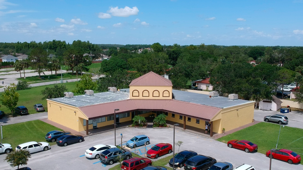 Centro Cristiano El Pan De Vida - church    Photo 1 of 1   Address: 152 Oakwood Dr, Kissimmee, FL 34743, USA   Phone: (407) 344-2504