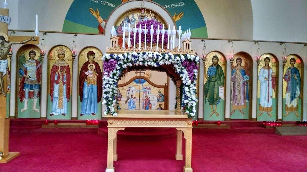 Saint Catherine Greek Orthodox Church - church  | Photo 4 of 9 | Address: 5555 S Yosemite St, Greenwood Village, CO 80111, USA | Phone: (303) 773-3411