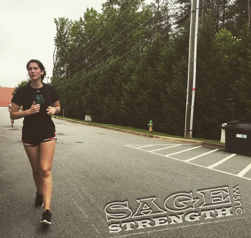 SAGE Strength + Conditioning - gym    Photo 2 of 10   Address: 5233 Robinhood Village Dr, Winston-Salem, NC 27106, USA   Phone: (336) 922-5233